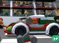 Lego City Masina Prin Oras