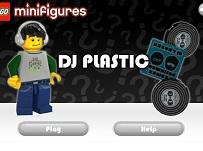 Lego DJ Plastic