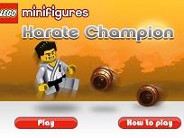 Lego Campionul  Karateka