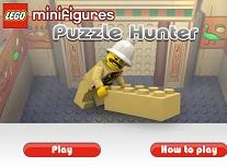Lego Vanatorul de Puzzle