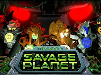 Lego Planeta Salbatica