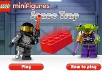 Lego Capcana in Spatiu