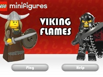 Lego Flacara Vikingilor