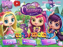 Little Charmers Bejeweled