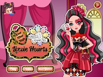 Lizzie Hearts si Tinuta de Primavara