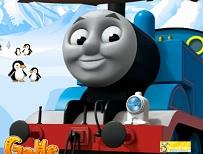 Trenuletul Thomas la Polul Sud