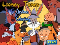 Looney Tunes Coloreaza Online