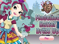 Madeline Hatter Dress Up