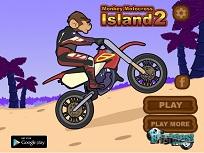 Maimutica pe Insula Motocross 2