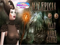 Maleficent DressUp