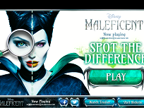 Maleficent Gaseste Diferentele