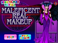 Maleficent Machiaj Real