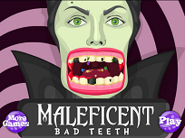 Maleficent la Dentist