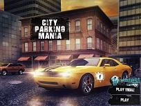 Mania Parcarilor in Oras