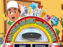 Manny si Aparatul de Muzica