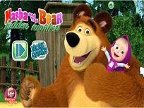 Masha si Ursul Cauta Numerele