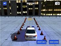 Masina de Politie 3D