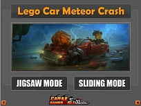 Masina Lego Meteoritul