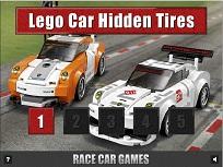 Masinile Lego si Cauciucurile Ascunse
