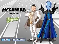Megamind si Metroman de Imbracat