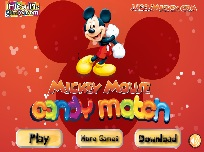 Mickey Mouse Bejeweled