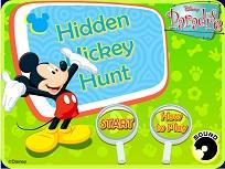 Mickey Mouse si Vanatoarea Secreta