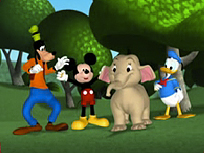 Mickey Mouse Parada Animalelor