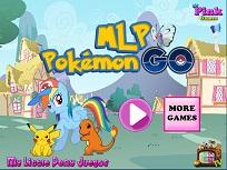 Micul Meu Ponei Joaca Pokemon Go