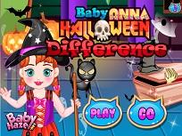 Micuta Anna si Diferentele de Halloween