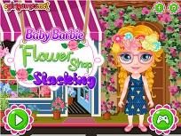 Micuta Barbie la Florarie