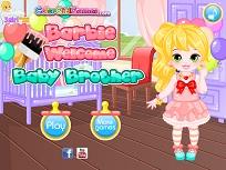 Micuta Barbie si Camera de Bebelusi
