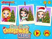 Micuta Barbie si Magia Craciunului
