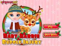 Micuta Barbie si Rudolf