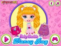 Micuta Barbie Decoreaza Geanta