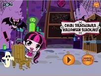 Micuta Draculaura de Halloween