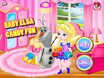 Micuta Elsa si Dulciurile