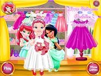 Micuta Printesa la Nunta