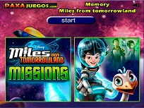 Miles from Tomorrowland Carti de Memorie