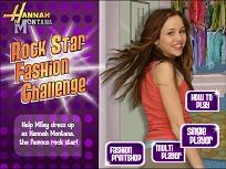 Miley si Stilul Hannah Montana