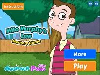 Milo Murphy Joc de Memorie