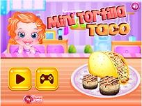 Mini Tortilla Taco de Gatit