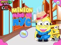 Minion in New York