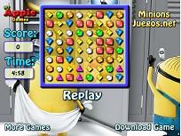 Minioni Bejeweled