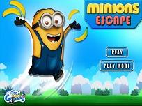 Minionii Evadeaza