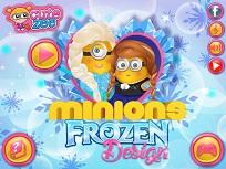 Minionii in Stilul Frozen