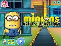 Minionii si Laboratorul de Bauturi