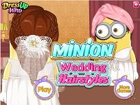 Minionul si Coafurile de Nunta