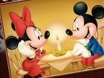 Minnie si Mickey la Intalnire