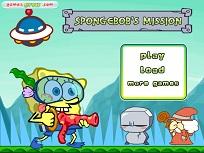 Misiunea lui Spongebob