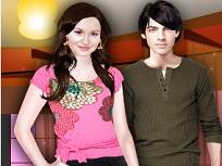 Mitchie si Shane